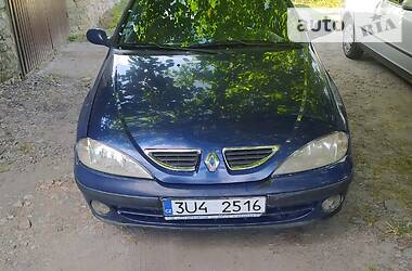 Renault Megane 2002 в Жашкове