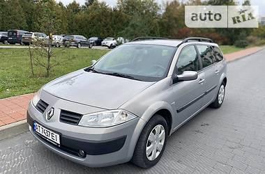 Renault Megane 2004 в Львове