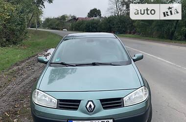 Renault Megane 2005 в Красилове
