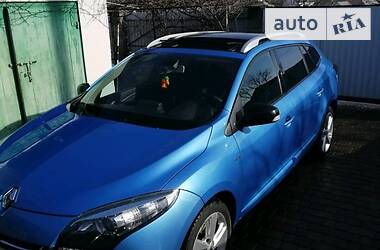 Renault Megane 2012 в Ровно