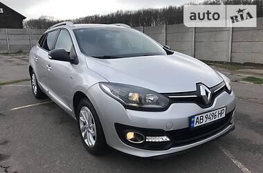 Renault Megane 2015 в Виннице