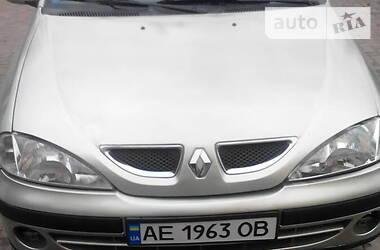 Renault Megane 2002 в Кривом Роге