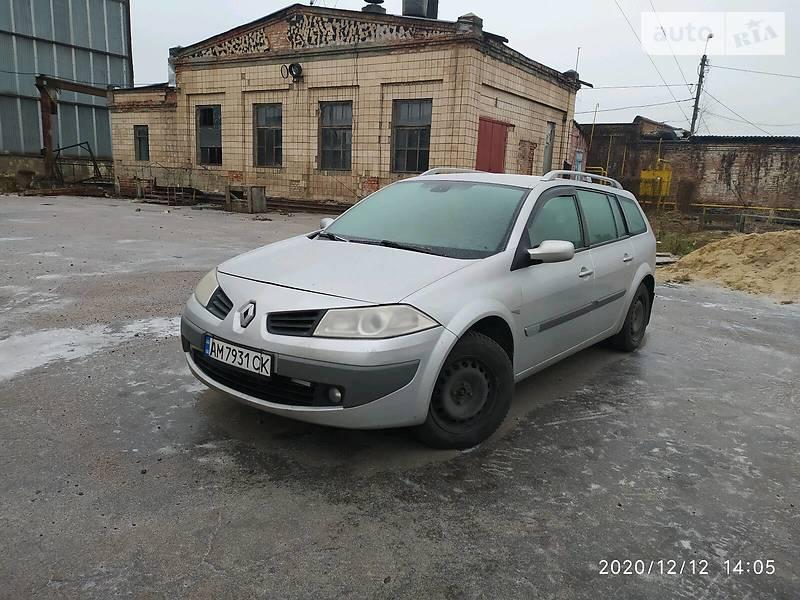 Renault Megane 2006 в Житомире