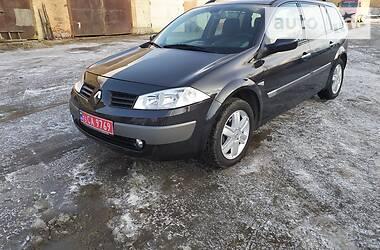 Renault Megane 2004 в Миргороде