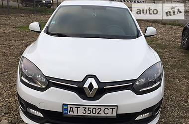 Renault Megane 2015 в Сколе