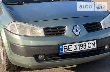 Хэтчбек Renault Megane 2004 в Николаеве