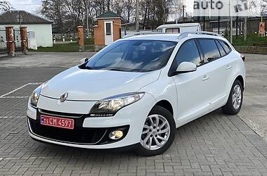 Renault Megane 2013 в Стрию