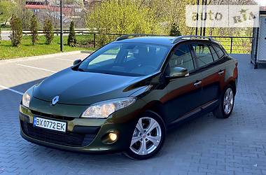 Renault Megane 2010 в Хмельницком