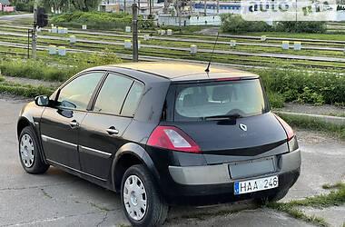 Хэтчбек Renault Megane 2002 в Киеве