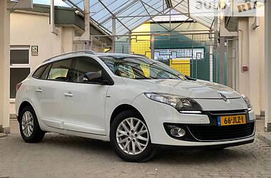 Унiверсал Renault Megane 2013 в Стрию