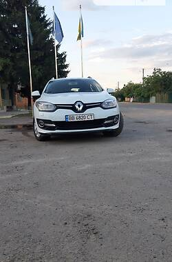 Унiверсал Renault Megane 2014 в Новопскові
