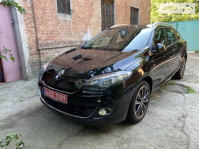 Универсал Renault Megane 2012 в Днепре