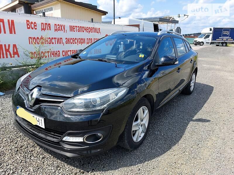 Универсал Renault Megane 2014 в Львове