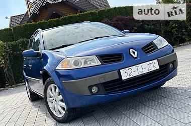 Унiверсал Renault Megane 2006 в Стрию