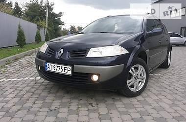 Универсал Renault Megane 2006 в Ивано-Франковске