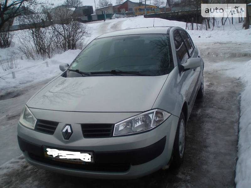 Renault Megane 2005 в Чернигове