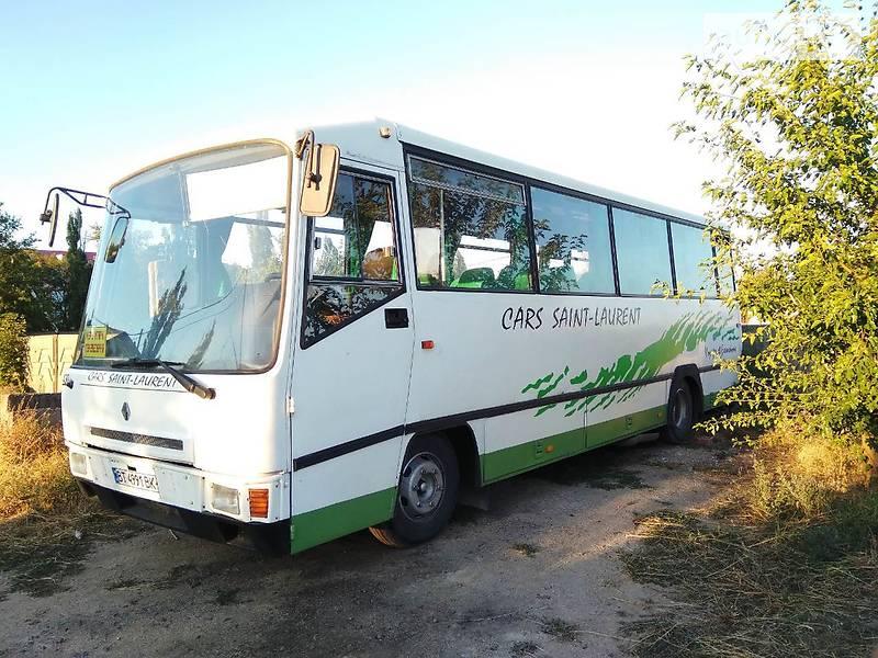 Туристичний / Міжміський автобус Renault Midliner 1993 в Генічеську