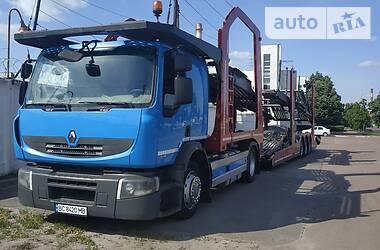 Автовоз Renault Premium 2011 в Києві