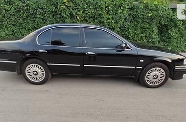 Седан Renault Samsung 2004 в Днепре