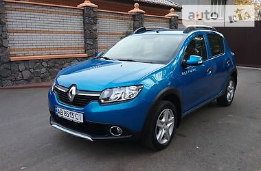 Renault Sandero StepWay 2017 в Киеве