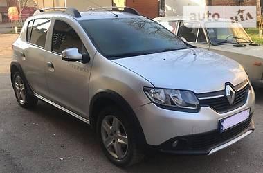 Renault Sandero StepWay 2015 в Ивано-Франковске