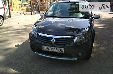 Renault Sandero StepWay 2013 в Александрие