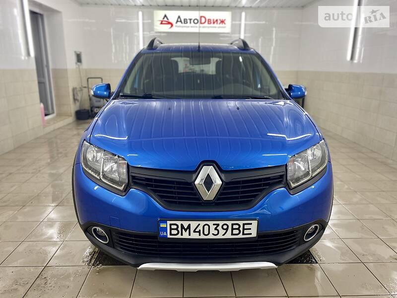 Renault Sandero StepWay 2015 в Сумах