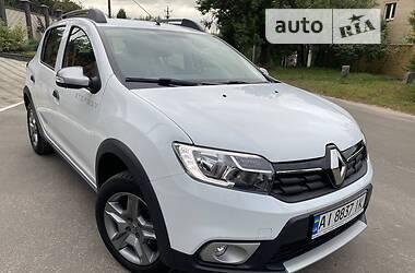 Внедорожник / Кроссовер Renault Sandero StepWay 2019 в Киеве