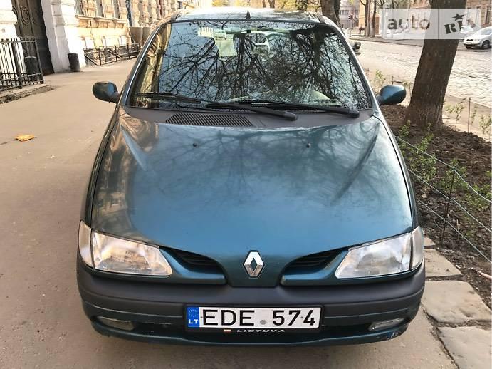 Renault Scenic 1997 в Одессе