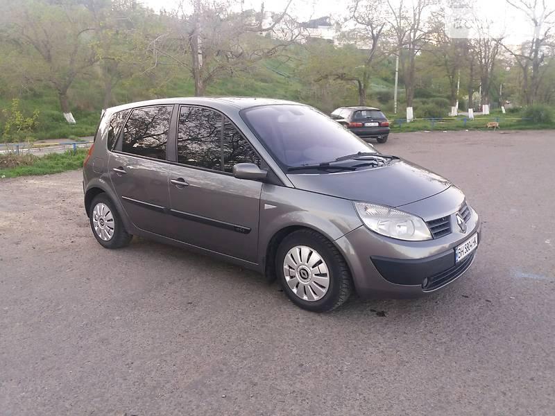 Renault Scenic 2004 в Киеве