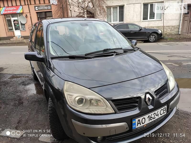 Renault Scenic 2006 в Ужгороде