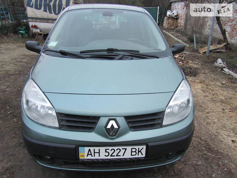 Renault Scenic 2006 в Боровой