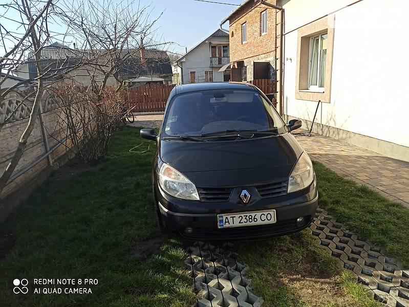 Мінівен Renault Scenic 2006 в Івано-Франківську