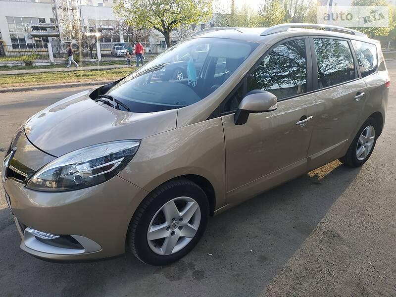 Renault Scenic 2015 в Киеве