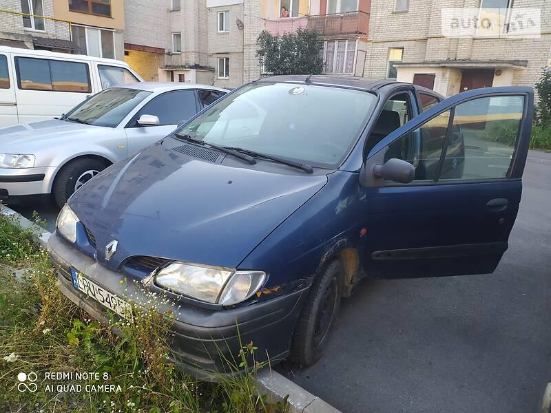 Renault Scenic 1999 в Стрые