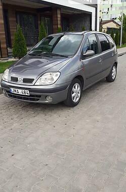 Минивэн Renault Scenic 2001 в Одессе
