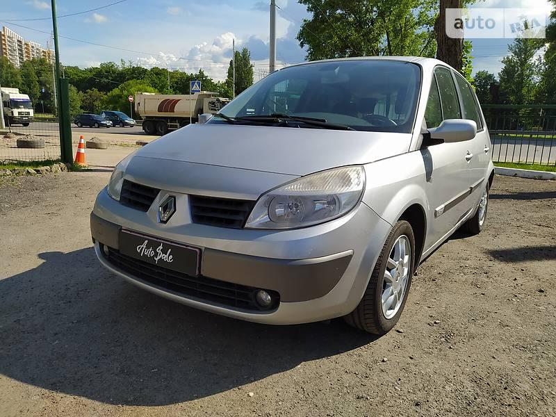 Хэтчбек Renault Scenic 2006 в Киеве