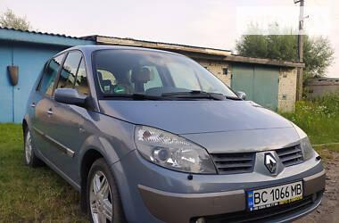 Минивэн Renault Scenic 2005 в Бродах