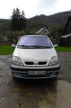 Минивэн Renault Scenic 2001 в Тячеве