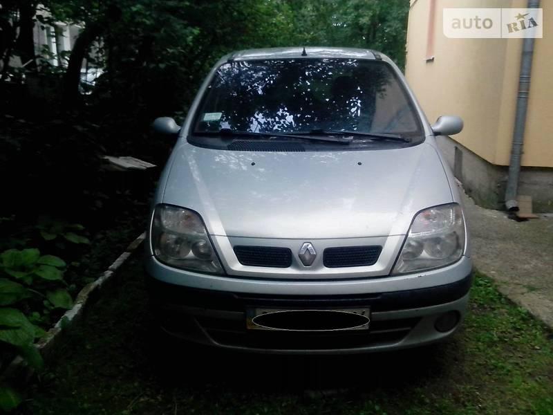 Renault Scenic 1999 в Ивано-Франковске