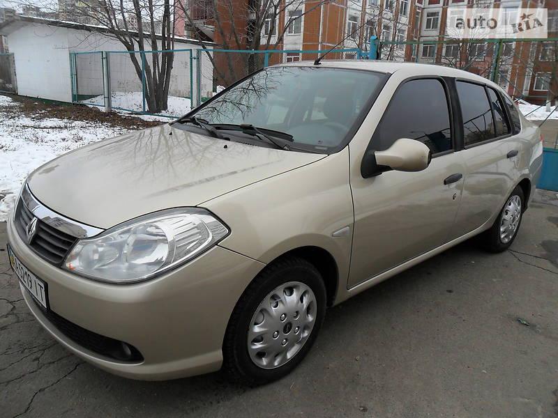 Renault Symbol 2010 года в Киеве