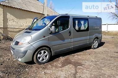 Renault Trafic груз.-пасс. 2007 в Новгородке
