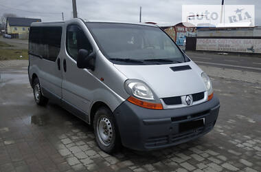 Renault Trafic груз.-пасс. 2002 в Надворной