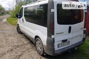 Renault Trafic груз.-пасс. 2004 в Киеве
