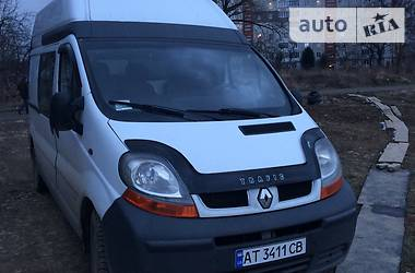 Renault Trafic груз. 2005 в Ивано-Франковске