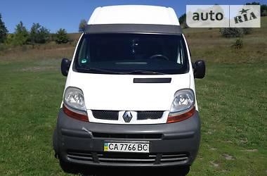 Renault Trafic груз. 2006 в Ватутино