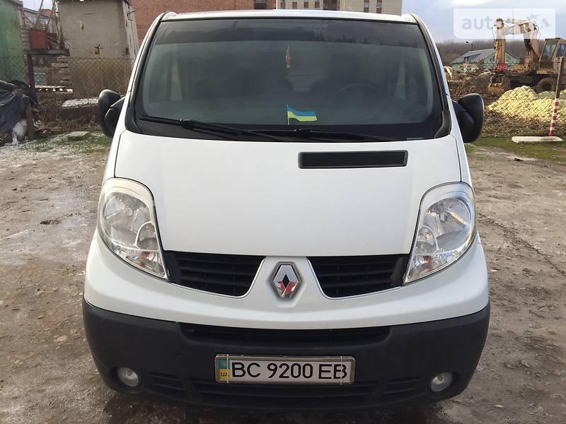 Renault Trafic груз. 2007 в Дрогобыче