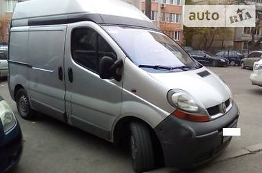 Renault Trafic груз. 2005 в Одессе