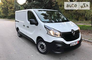 Renault Trafic груз. 115 dci