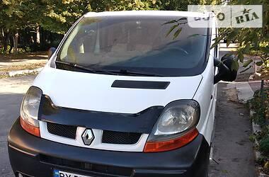 Renault Trafic груз. 2004 в Каменец-Подольском